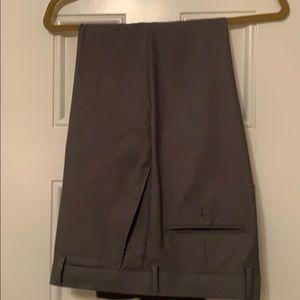 J Ferrar men's slacks in grey